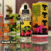 BombSauce - Alien Piss II - 60ml
