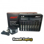 AWT L8 2A 8-Battery Fast Charger