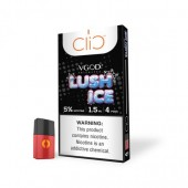 CLIC Pods (50mg/4PodsX1.5ml) - VGOD LUSHICE