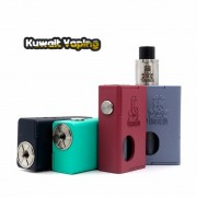 !!..CLONE..!! FrankenSkull Style Mechanical Mod + Bottom Feeder RDA Kit