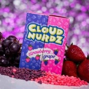 STRAWBERRY/GRAPE by CLOUD NURDZ EJUICE