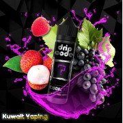 DripCode - 73 - Grape+Lychee