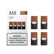 JUUL pods (4pods , 50mg) - Classic Tobacco