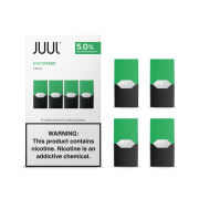 JUUL pods (4pods , 50mg) - Cool Cucumber