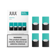 JUUL pods (4pods , 50mg) - Classic Menthol