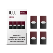JUUL pods (4pods , 50mg) - Virginia Tobacco