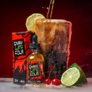 Cherry Lime Cola by JuiceMan