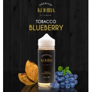 Premium KOHIBA - BLUEBERRY TOBACCO - 120ml