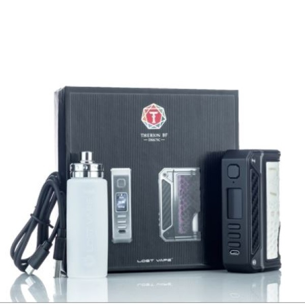Lost Vape Therion BF DNA 75C Bottom Feed Box Mod + 1 Battery