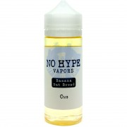 NO HYPE - Banana Nut Bread - 120ml