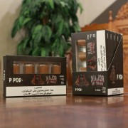 P POD - PHIX Compatible - MAJOR (Dry Tobacco)
