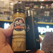 Premium Lab - Cinnamon Custard Tobacco