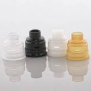PSYCLONE ENTHEON STUBBY CAP KIT (All 4) + RING KIT (All 4)