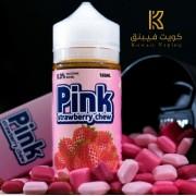 PINK STRAWBERRY CHEW by ROYAL BISHOP ELIQUID