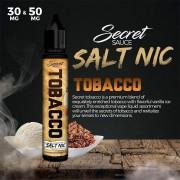 SaltNic - Secret Sauce -  Tobacco