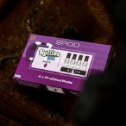 SPOD Pre-Filled (4 Pods Pack) - Rolliez Grape Ice