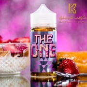 THE ONE STRAWBERRY BY THE ONE ELIQUID