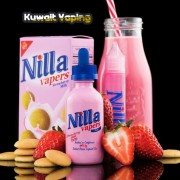 TintedBrew / Nilla Vapers - ​STRAWBERRY MILK NILLA