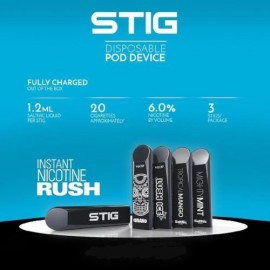 STIG Disposable Pods 3-Pack