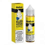 Vapetasia - Killer Kustard - Blueberry - 60ml