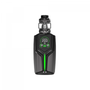 Flux Kit by Wotofo & Rig Mod + 2 Batteries + 120ml eliquid