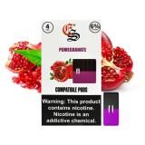eonSmoke Pods for Juul (4Pods-60MG) - Pomegranate