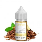 INFZN - SaltNic - Light Tobacco Custard