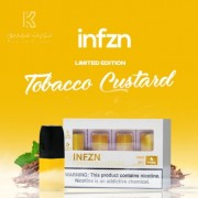 PHIX Pods - INFZN - Tobacco Custard
