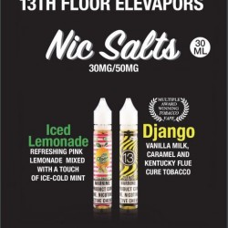 13th Floor Elevapors - Salt Nic - DJANGO