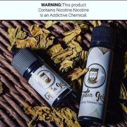 Joosy World - Captain Gold - Creamy Tobacco Cigar