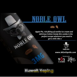 965Eliquids - NOBLE OWL