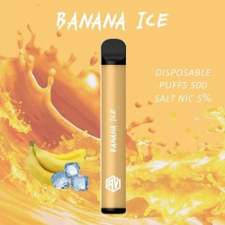 Aphrodite AV Melanie Disposable Pod  (500puff) - Banana ICE