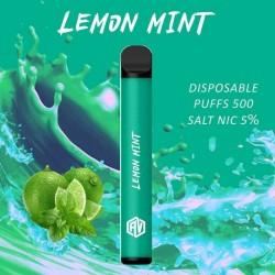 Aphrodite AV Melanie Disposable Pod  (500puff) - Lemon Mint