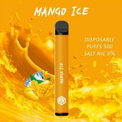 Aphrodite AV Melanie Disposable Pod  (500puff) - MANGO ICE