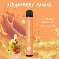 Aphrodite AV Melanie Disposable Pod  (500puff) - Strawberry Banana