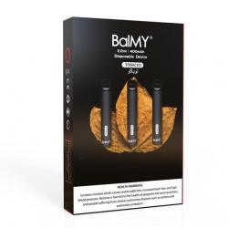BalMY Disposable (3x500puff-20mg) – TOBACCO