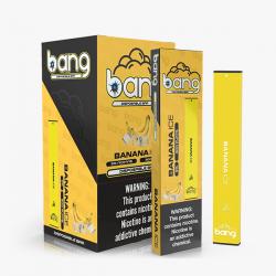 BANG BAR Disposable Pod (300puff) - Banana Ice