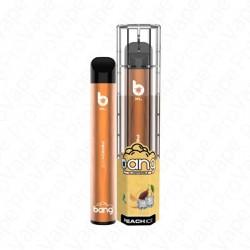 BANG XL Disposable Pod (600puff) - PEACH ICE