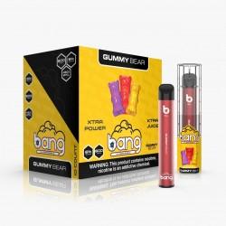 BANG XL Disposable Pod (600puff) - GUMMY BEAR