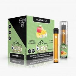 BANG XL Disposable Pod (600puff) - MANGO ICE