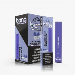 BANG BAR Disposable Pod (300puff) - Blue Raz Ice