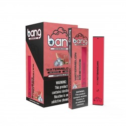 BANG BAR Disposable Pod (300puff) - Watermelon Ice