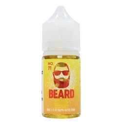 BEARD SALTS - #71 - Sweet & Sour Sugar Peach