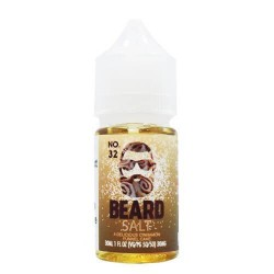 BEARD SALTS - #32 - Cinnamon Funnel Cake
