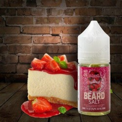 BEARD SALTS - #05 - Strawberry CheeseCake