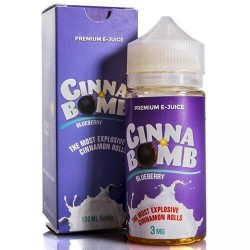 CINNABOMB BLUEBERRY by Liquid Artisan Labs