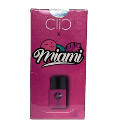 CLIC Pods (50mg/4PodsX1.5ml) - MIAMI