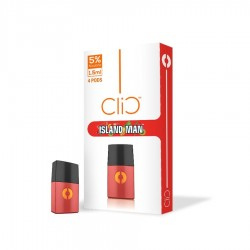 CLIC Pods (50mg/4PodsX1.5ml) - Island Man