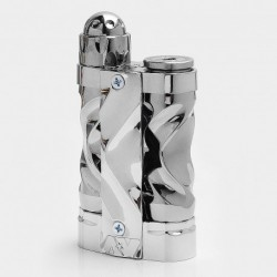 !!..CLONE..!! Avid Lyfe Gyre Style Series Mechanical Box Mod