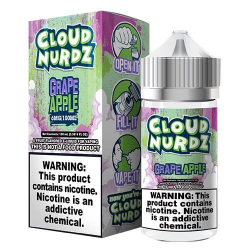 Cloud Nurdz - GRAPE APPLE (Expires 7-9-2020)